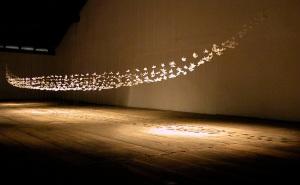 isa barbier, Barque - 2007. Centre d'art contemporain, Sion/ch - Photo © HOFER Robert